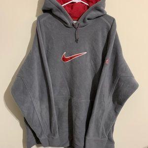 Vintage Nike Fleece Hoodie